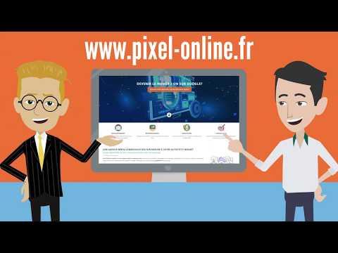 Pixel Online Création : Agence Web & communication | Cambrai | Valenciennes | Lille | Arras