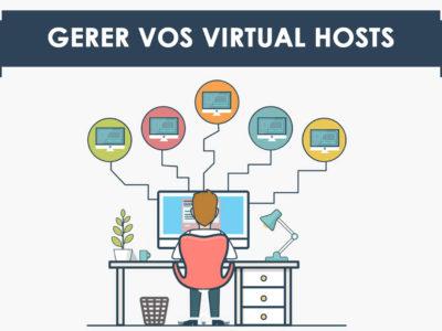 Comment ajouter et supprimer des Virtual Hosts sous Linux?