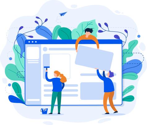 Construire site internet